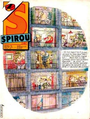 Album Spirou (recueil) # 2407