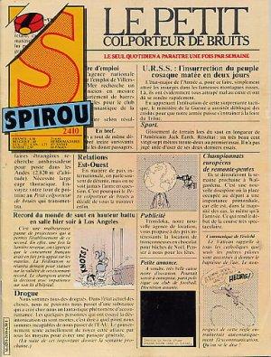 Album Spirou (recueil) # 2410