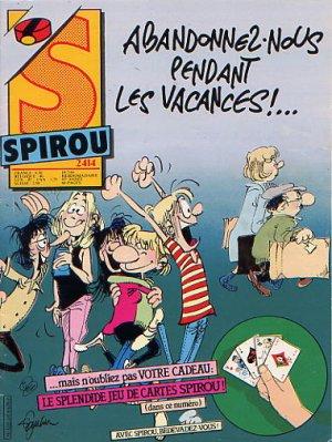 Le journal de Spirou # 2414