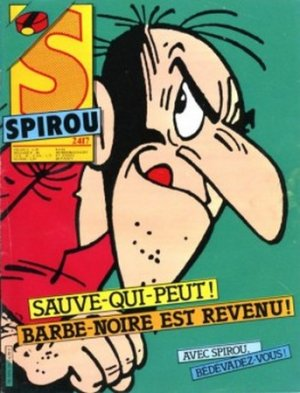 Album Spirou (recueil) # 2417