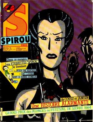 Le journal de Spirou # 2422