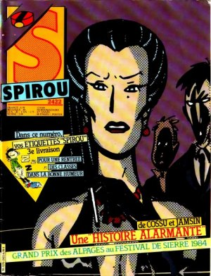 Album Spirou (recueil) # 2422