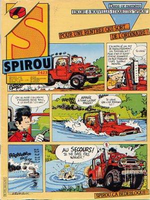 Le journal de Spirou # 2423