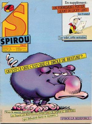 Le journal de Spirou # 2427