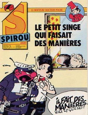 Album Spirou (recueil) # 2437