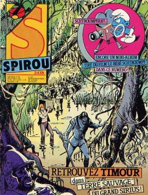 Album Spirou (recueil) # 2438