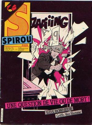 Album Spirou (recueil) # 2439