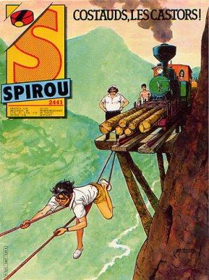 Album Spirou (recueil) # 2441