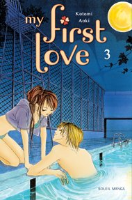 couverture, jaquette My First Love 3  (soleil manga)