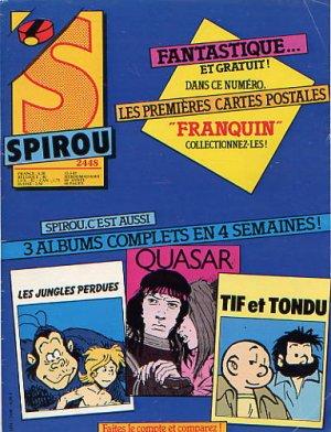 Album Spirou (recueil) # 2448