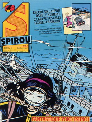 Album Spirou (recueil) # 2453
