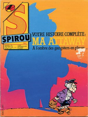 Album Spirou (recueil) # 2461