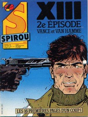 Album Spirou (recueil) # 2462