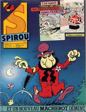 Le journal de Spirou # 2463