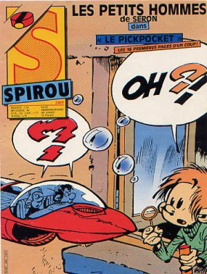 Album Spirou (recueil) # 2469