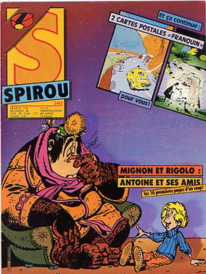 Le journal de Spirou # 2482