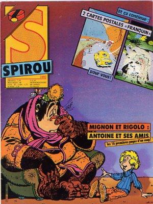 Album Spirou (recueil) # 2482