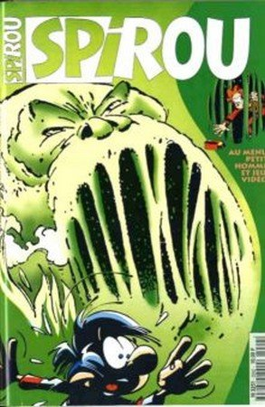 Album Spirou (recueil) # 2992