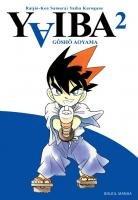 couverture, jaquette Yaiba 2  (soleil manga)