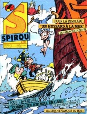 Album Spirou (recueil) # 2393