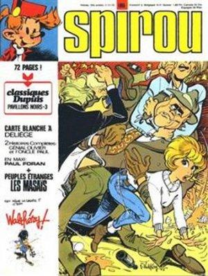 Le journal de Spirou # 1855