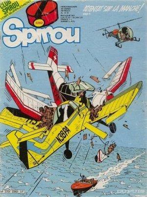 Album Spirou (recueil) # 2262