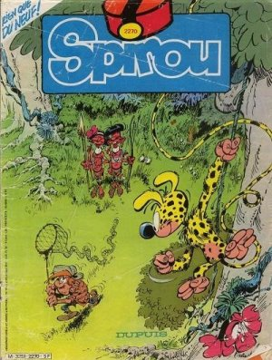 Album Spirou (recueil) # 2270