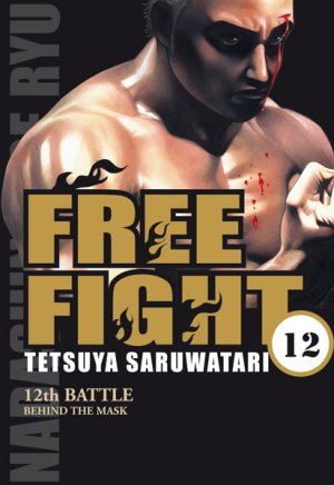 couverture, jaquette Free Fight - New Tough 12  (Tonkam)
