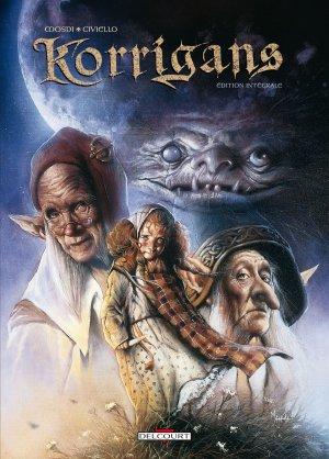 Korrigans édition intégrale