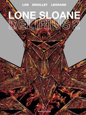 Lone Sloane - Délirius édition simple