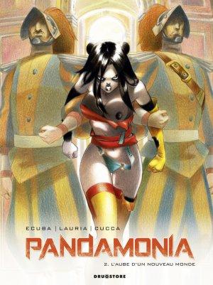 Pandamonia T.2