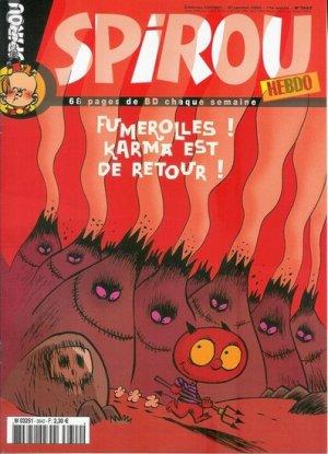Album Spirou (recueil) # 3642