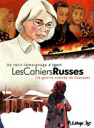 Les cahiers russes - La guerre oubliée du Caucase édition simple
