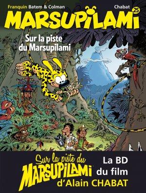 Marsupilami 25 -  Sur la piste du Marsupilami