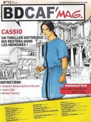 Bdcaf' mag édition Simple