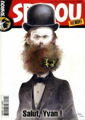 Le journal de Spirou # 3599