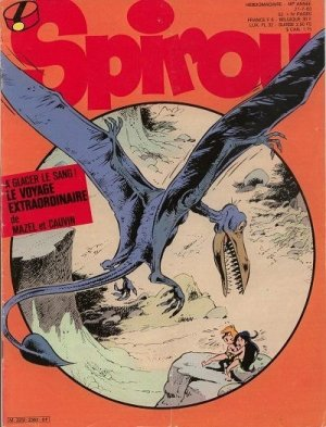 Album Spirou (recueil) # 2362