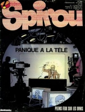 Album Spirou (recueil) # 2363