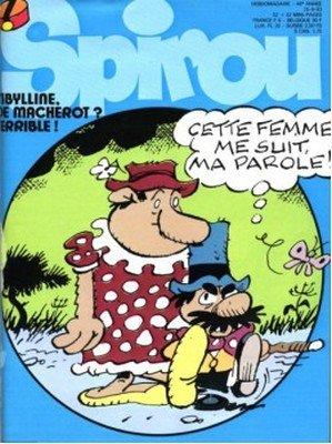 Album Spirou (recueil) # 2367