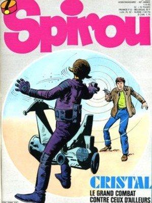 Album Spirou (recueil) # 2368