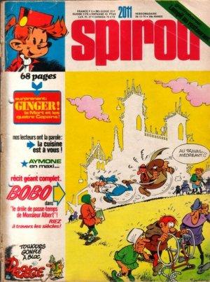 Le journal de Spirou # 2011