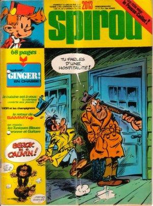 Le journal de Spirou # 2013