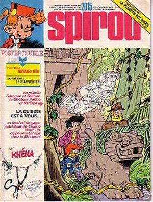Le journal de Spirou # 2015