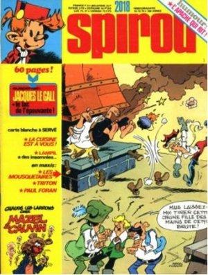 Le journal de Spirou # 2018