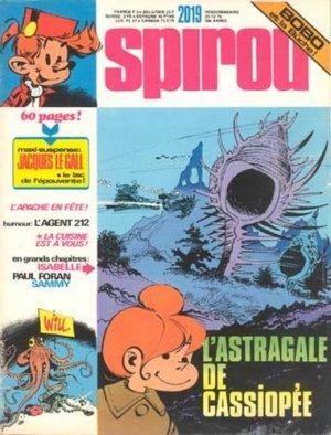 Album Spirou (recueil) # 2019