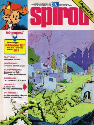 Album Spirou (recueil) # 2020