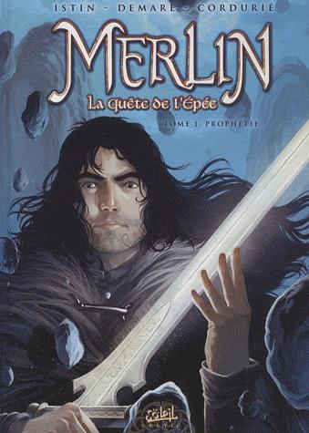 Merlin - La quête de l'épée édition Simple 2010