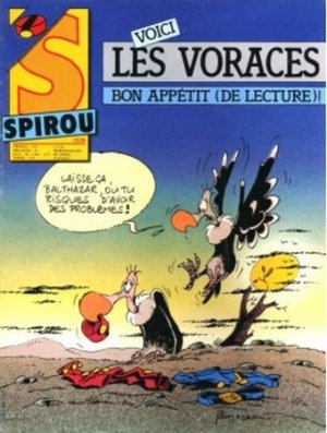 Album Spirou (recueil) # 2538