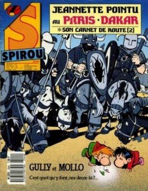 Album Spirou (recueil) # 2544