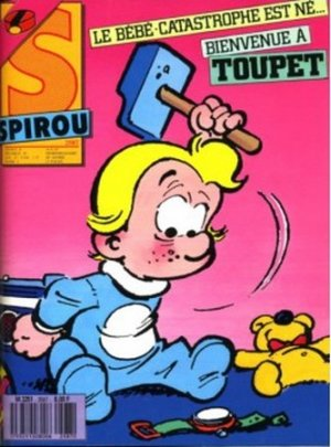 Album Spirou (recueil) # 2587